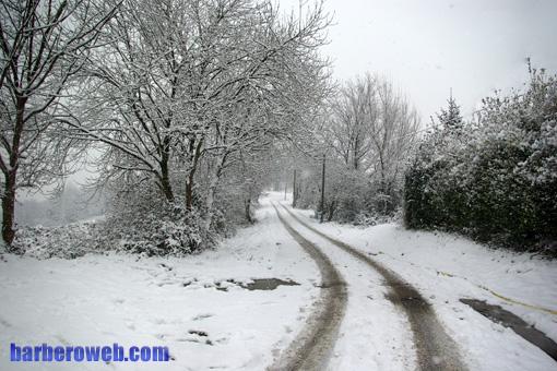 VALLAS. Haikus Camino-entre-nieve